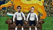 Baddiel and Skinner - Fantasy Football 2004 - 1of2 [couchtripper]