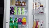 Refrigerador Door in Door LG - Uma porta a mais, mais economia e mais tempo pra você.