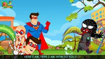 Mickey Mouse Transforms Super Heroes Finger Family Plus More | Mickey Mouse ClubHouse Songs