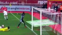 Monaco / Lyon résumé vidéo buts ASM / OL (3-2)