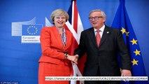 BREXIT TALKS: EU's Barnier to reach May in London TOMORROW prior to masticate talks plus Davis