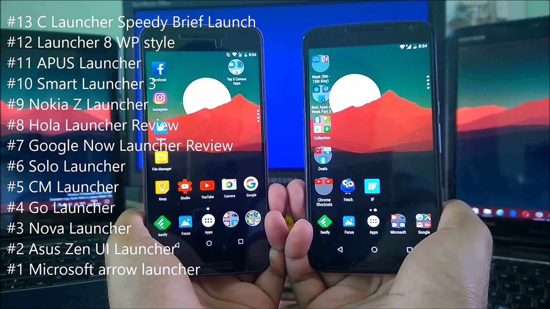 Best Android Launcher Ever 2016 - Nova Launcher Prime Review