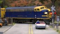 Magnifique réseau ferroviaire en échelle H0 - Une vidéo de Pilentum Télévision sur le modélisme ferroviaire avec des trains miniatures