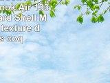 Coque Macbook Air 13 L2W Macbook Air 133 pouces Hard Shell Motif de la texture du bois