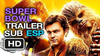 SOLO: Star Wars | Trailer SUPER BOWL Subtitulado en Español (HD)
