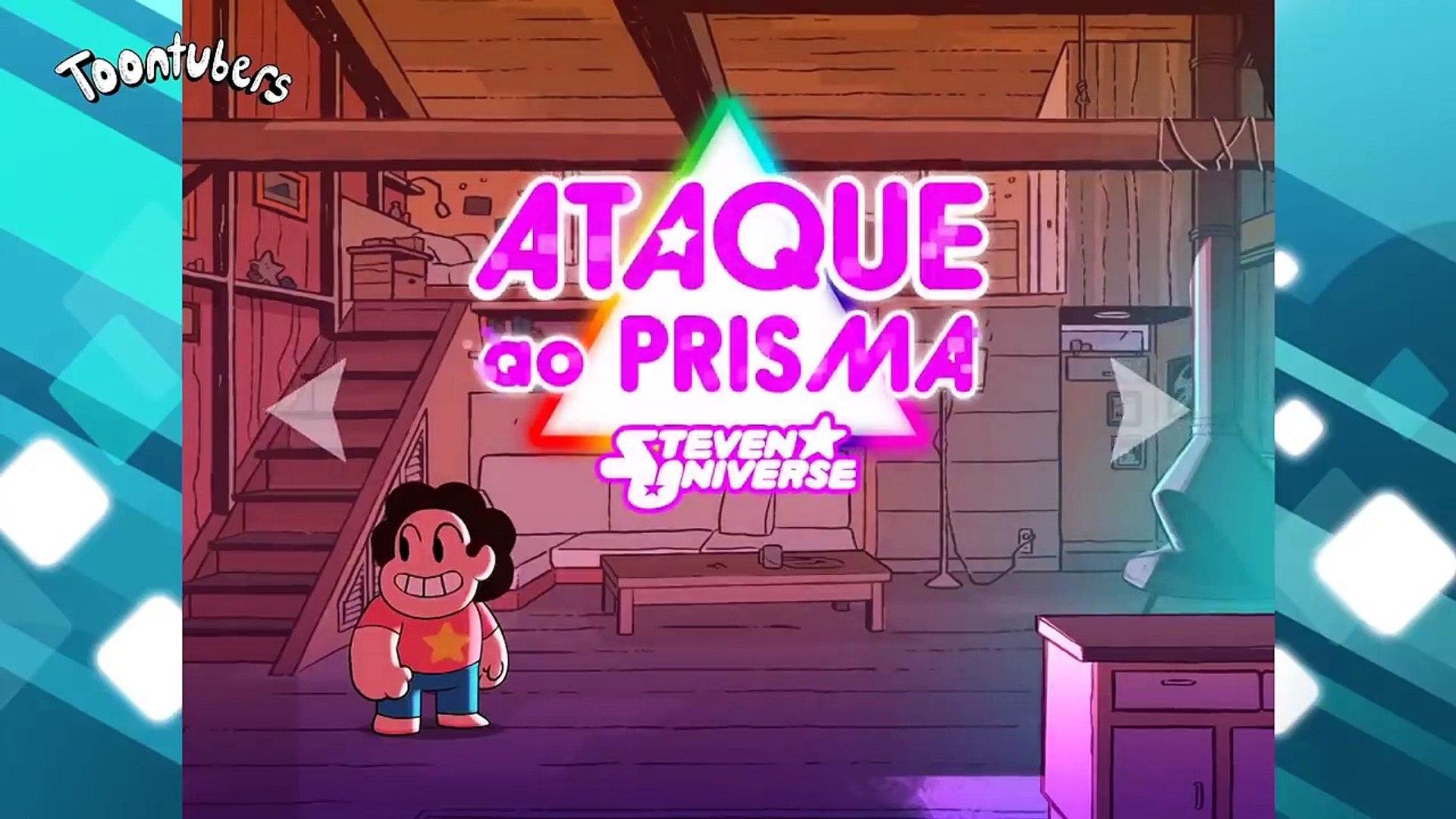 PARA DE SORRIR STEVEN!!!!!!! | Toontubers | Cartoon Network