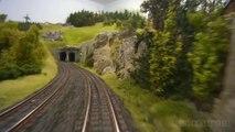 Voyage en cabine des trains miniatures en échelle HO avec une caméra embarquée - Une vidéo de Pilentum Télévision sur le modélisme ferroviaire avec des trains miniatures