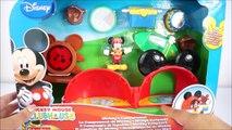 MICKEY MOUSE BRINQUEDOS DISNEY O ACAMPAMENTO DO MICKEY KidsToys em Portugues