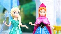 Pig George e Peppa Pig Conhecem o Castelo Frozen Princesa Elsa e Anna Disney Brinquedos e Novelinhas