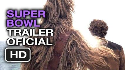 HAN SOLO | Trailer SUPER BOWL OFICIAL en Español (HD) Disney 2018
