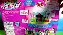 How to Make Sundaes with Sundae Maker Toy from Yummy Nummies Mini Kitchen magic Sundae Maker DIY