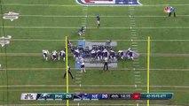 Philadelphia Eagles kicker Jake Elliott drills 42-yard FG to put Eagles up by six