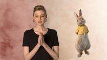 Elizabeth Debicki  Is An Older Rabbit