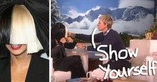Pourquoi la chanteuse Sia cache-t-elle son visage ? La célèbre chanteuse explique la raison de son look extravagant !