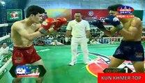 Pao Phearith vs Phet Khanthorng(thai), Khmer Boxing Seatv 03 Feb 2018, Kun Khmer vs Muay Thai