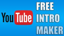 How to Make a Video Intro for YouTube Video for FREE!  - Tamil