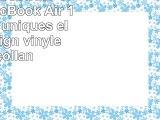 Coque MacBook Air 11 AQYLQ MacBook Air 116 pouces uniques élégant Design vinyle