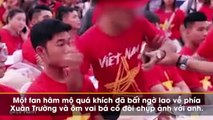 Lại thêm một vụ fan quá khích làm phiền U23 Việt Nam khiến cộng đồng phẫn nộ