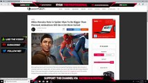A New Director Joins Spiderman Production & New Details For Miles Morales