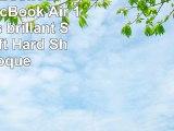 Coque MacBook Air 11 AQYLQ MacBook Air 116 pouces brillant Slim Fit Soft Hard Shell Coque