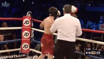 KSI vs Joe Weller _ HIGHLIGHTS _ KSI TKOs Joe Weller in Fight