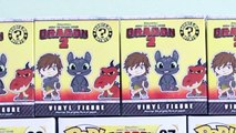 How to Train Your Dragon 2 - Funko Pop - Mystery Minis Blind Boxes - Cute Surprise Collectible Toys