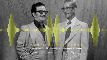 Slimane Azem & Cheikh Nordine - La carte résidence