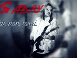 Gabry - Se tu non torni - In the style of Miguel Bose karaoke
