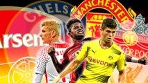 يورو بيبرز: انقضاض انجليزي على نجوم الدوري الالماني