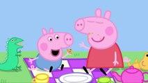 Peppa Pig em Português   Chuva e trovoada   Desenhos Animados   Desenhos Animados