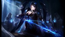 Ashe Campeonato - League of Legends (Completo)