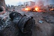 Rusya Savunma Bakanlığı: İdlib'de Düşürülen Uçağın Pilotu Kendini Havaya Uçurdu