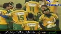 Shoaib Malik Injured sad news for Sania Mirza in multan da muqabla sultan XI vs toofan XI - YouTube