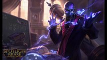 Mestre Ryze - League of Legends (Completo BR)