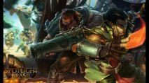 Graves Degolador - League of Legends (Completo BR)