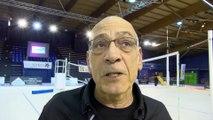Gilbert Louis président d'Istres Provence Volley