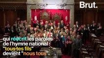 L'hymne national canadien est désormais inclusif