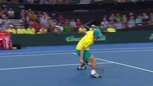 Davis Cup First Round Top 10