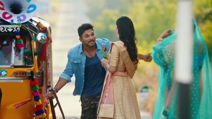ALLU ARJUN New Movie Trailer 2018 -South Indian hindi dubbed movie trailer-Watch online play in mobiles laptops pcs