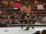 Raw 26 11 07 Triple H & Jeff Hardy vs Umaga & Snitsky-part2