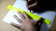 Como Fazer Um Desenho De Projeção 3d Simples Passo A Passo
