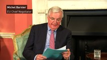 Barnier tells UK 'time has come to make a choice' on Brexit
