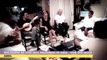 Zeca Pagodinho :: Multishow Ao Vivo 30 Anos Vida que Segue (teaser 7)