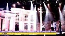Zeca Pagodinho :: Multishow Ao Vivo 30 Anos Vida que Segue (teaser 5)