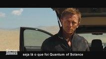 Trailer Honesto - 007 Contra Spectre - Legendado
