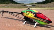 Vol d'un Hélicoptère ALIGN Trex 700E DFC