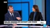 Salah Abdeslam devant les juges : les enjeux du procès
