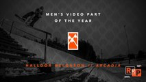 2017 Men's Video Part of the Year: Halldor Helgason - TransWorld SNOWboarding Riders' Poll 19