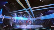 Elizaldo Alves, Juan Luca e Leslie & Laurie cantam 'Na Linha do Tempo' no The Voice Kids