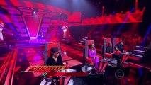 João Pedro Borges canta 'The Show Must Go On' no The Voice Kids - Audições   Temporada 1